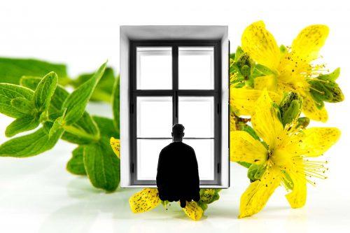Slika - kako liječiti depresije prirodnim putem?