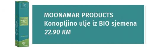 GDej kupiti u Bosni Organsko BIO konopljino ulje