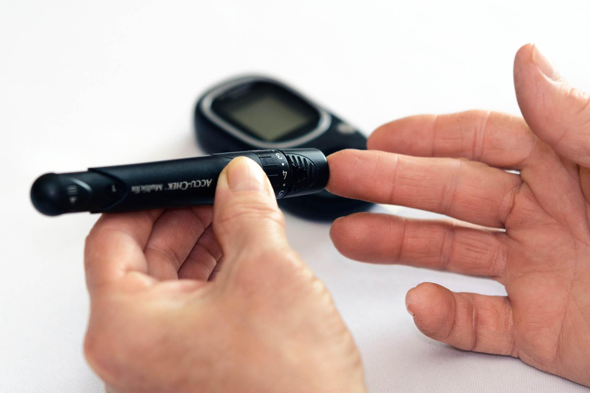 """Slika """"Glukoza u krvi"""" - Inzulinska rezistencija kao uzročnik dijabetesa"""