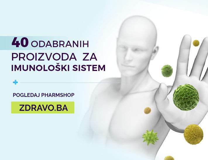 Proizvodi za podrsku imunitetu - imunom sistemu na zdravo.ba
