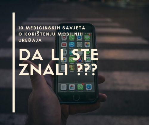 Mobilni uređaji internet - zdravo - štetno