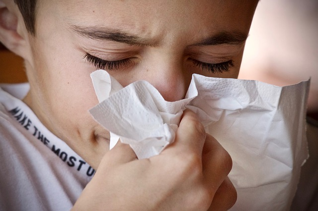 Kako lijeöiti sezonske alergije na polen
