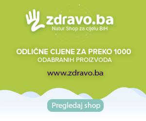 Online Pharm Shop prirodnih proizvoda WWW.ZDRAVO.BA