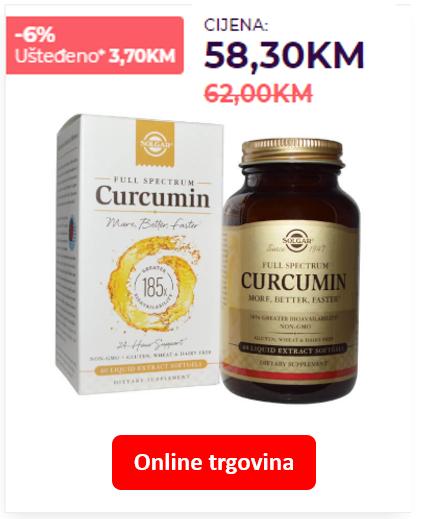 Slika: gdje kupiti kurkumin? Online trgovina