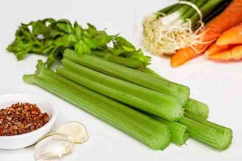 Celer za visok krvni pritisak - hipertenziju