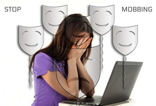 Djeca, nasilje i mobing na internetu